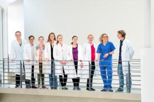 Dr. Katharina Schmitt und Forschungsteam