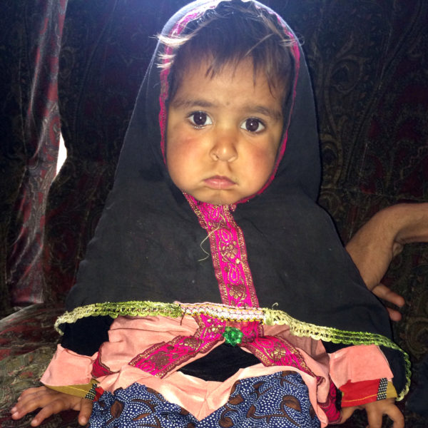 Frishta aus Afghanistan