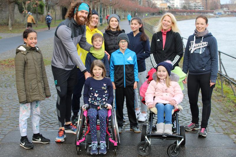 Bonn Marathon Herzstaffel