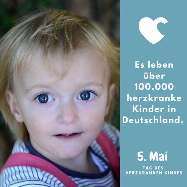 Herzfakt Tag des herzkranken Kindes